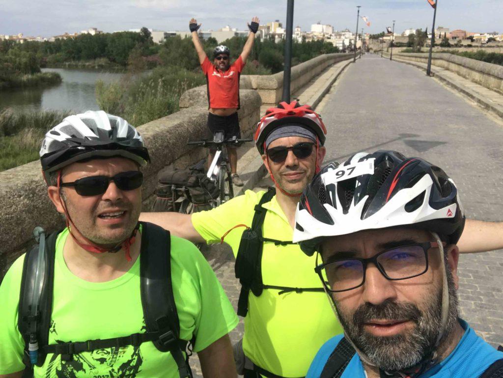 ChegadaMérida Ponte romano